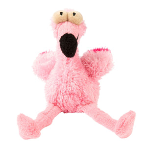 Flo the Flamingo - Plush Dog Toy