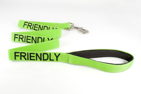 Friendly - Advisory Dog Lead