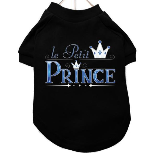 Le Petit Prince Dog T-Shirt