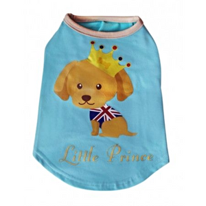 Little Prince T-Shirt - Blue (Priced to Clear)