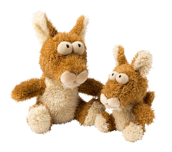 Bounce The Kangaroo - Plush Dog Toy