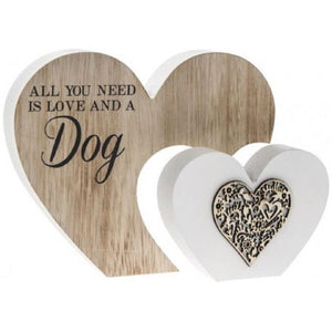 Sentiments Double Dog Heart Block