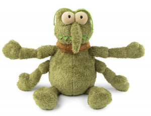 Scratchy the Flea - Plush Dog Toy