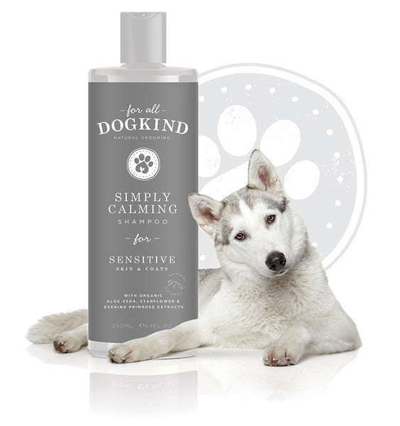 Simply Calming Dog Shampoo For Sensitive Skin and Coats