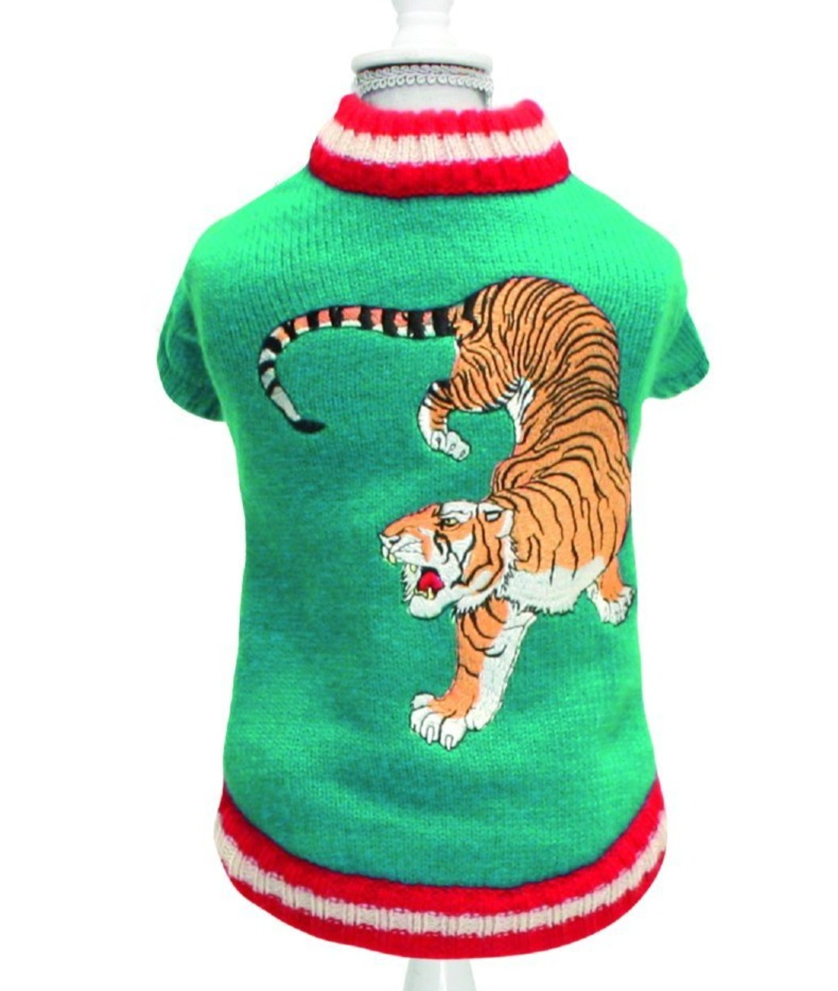 Croci Street Fighter Dog Sweater