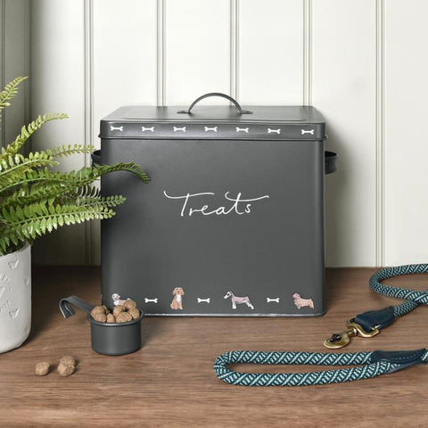 Walkies Treats Tin - By Sophie Allport