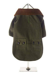 Woodland Country Dog Jacket