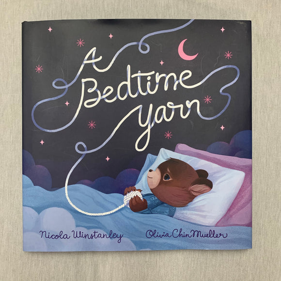 A Bedtime Yarn kids book