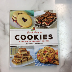 Rock Recipes Cookies by Barry C. Parsons