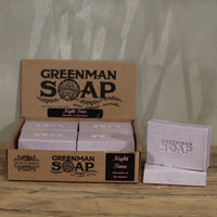 Greenman Soap Bar 100g - Night Time Lavender and Geranium