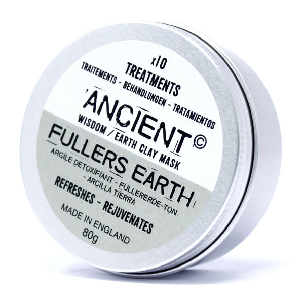 Fuller Earth Clay Face Mask 80g
