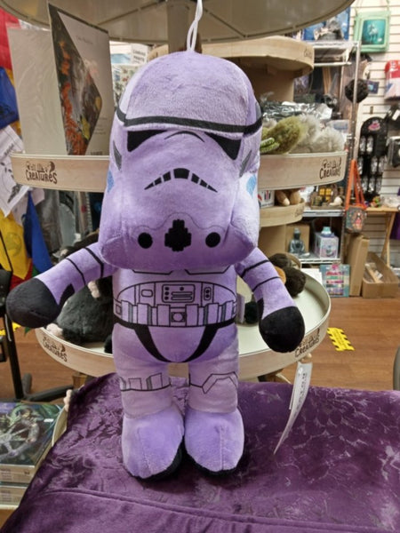 Stormtrooper Soft Toy Purple