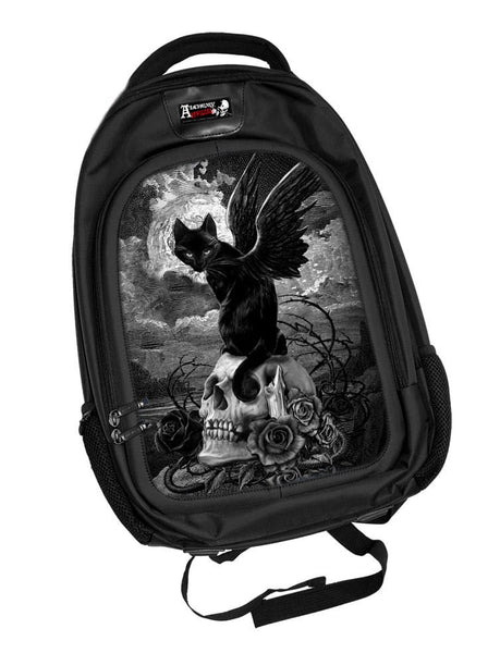 Alchemy 'Nine Lives Of Poe' Cat Backpack