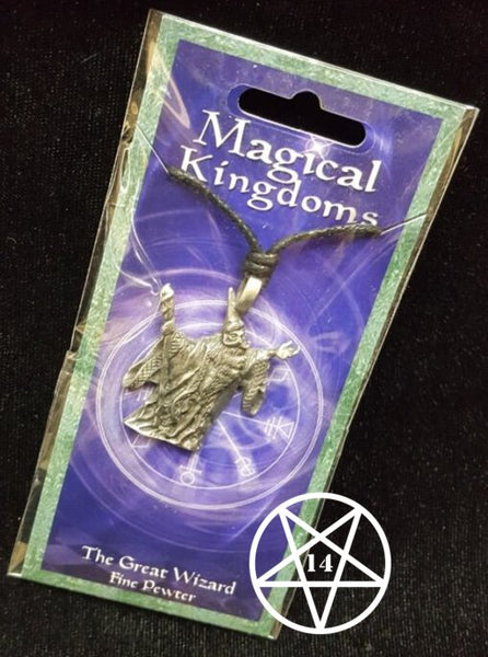 Magical Kingdoms The Great Wizard Pendant