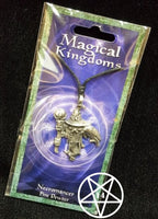 Magical Kingdoms Necromancer Pendant
