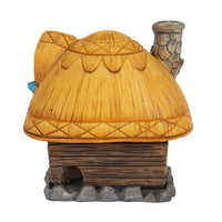 BUTTERCUP COTTAGE INCENSE CONE HOLDER BURNER BY LISA PARKER