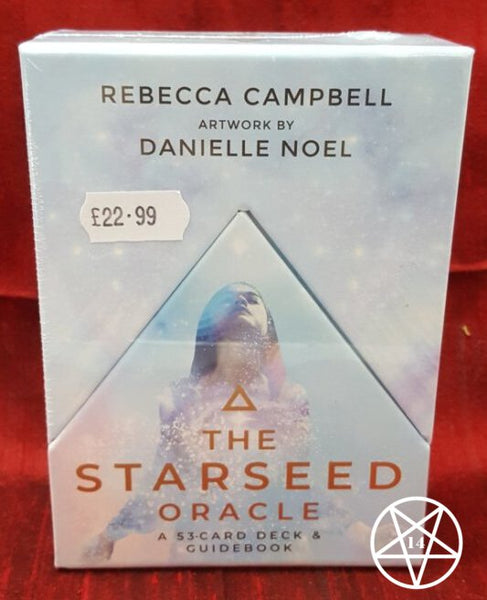 The Starseed Oracle Cards Deck