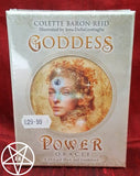 Goddess Power Oracle Cards Deck