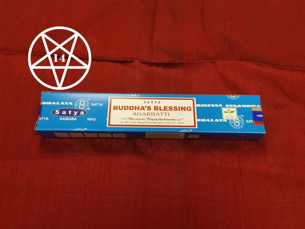 Satya Buddha's Blessing Incense Sticks