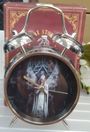 Only Love Remains Fairy Angel Alarm Clock design by Anne Stokes