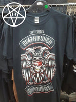 Five Finger Death Punch Band T-Shirt size Medium