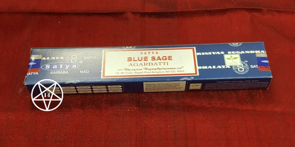 Satya Blue Sage Incense Sticks