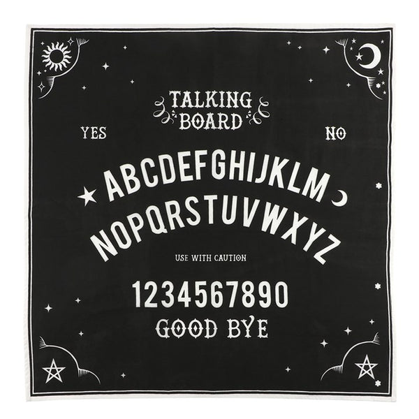 TALKING OUIJA SPIRIT BOARD ALTAR CLOTH 70 X 70CM