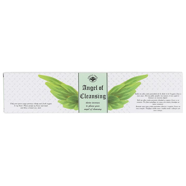 ANGEL OF CLEANSING INCENSE STICKS