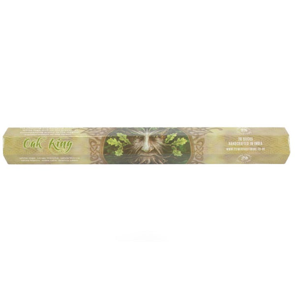 OAK KING INCENSE STICKS design by ANNE STOKES