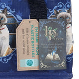 HOCUS POCUS CAT LUNCH BAG design by LISA PARKER