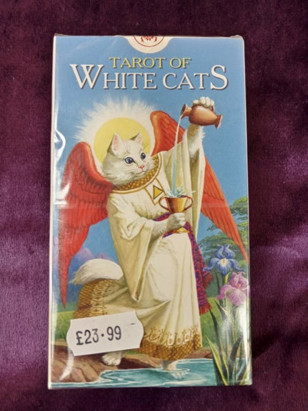 TAROT OF WHITE CATS