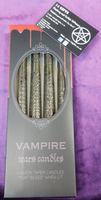 VAMPIRE TEARS CANDLES PACK OF 4