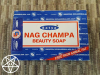 Nag Champa Incense Beauty Soap