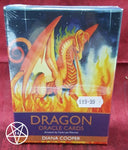 Dragon Oracle Cards Deck
