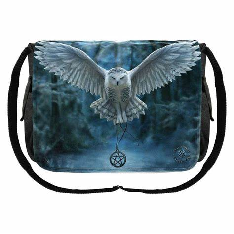 Awaken Your Magic Messenger Bag (Anne Stokes) 40cm