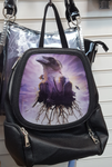 Alchemy 'Raven' Backpack 3D Lenticular