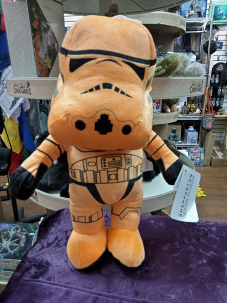 Stormtrooper Soft Toy Orange