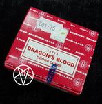 Satya Dragon's Blood Incense Cones