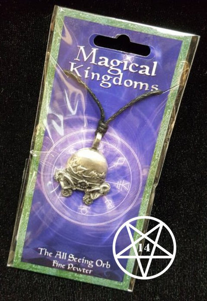 Magical Kingdoms The All Seeing Orb Pendant