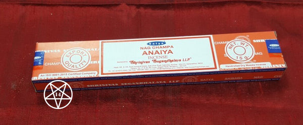 Satya Anaiya Incense Sticks