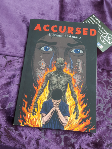 ACCURSED Book by Luciano D'Amato