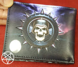 Hell on the Highway Wallet Design by James Ryman