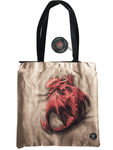 Anne Stokes 'Wyrmling' Dragon Tote Bag