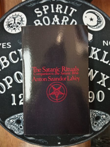 The Satanic Rituals Book