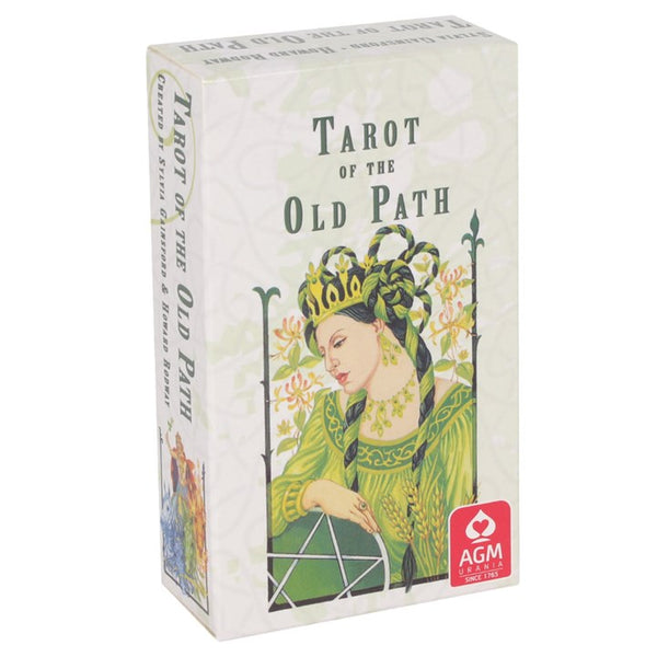 TAROT OF THE OLD PATH BY SYLVIA GAINSFORD AND HOWARD RODWAY