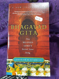 The Bhagavad Gita (Song of The Lord) Book