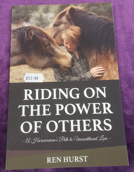 RIDING ON THE POWER OF OTHERS BOOK