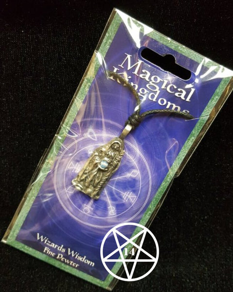 Magical Kingdoms Wizards Wisdom Pendant