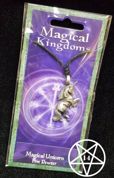 Magical Kingdoms Magical Unicorn Pendant