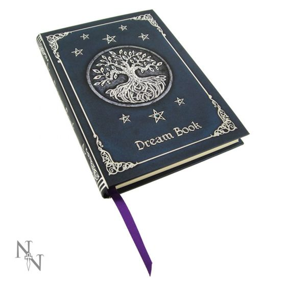 A5 Embossed Tree of Life Dream Book Journal 17cm